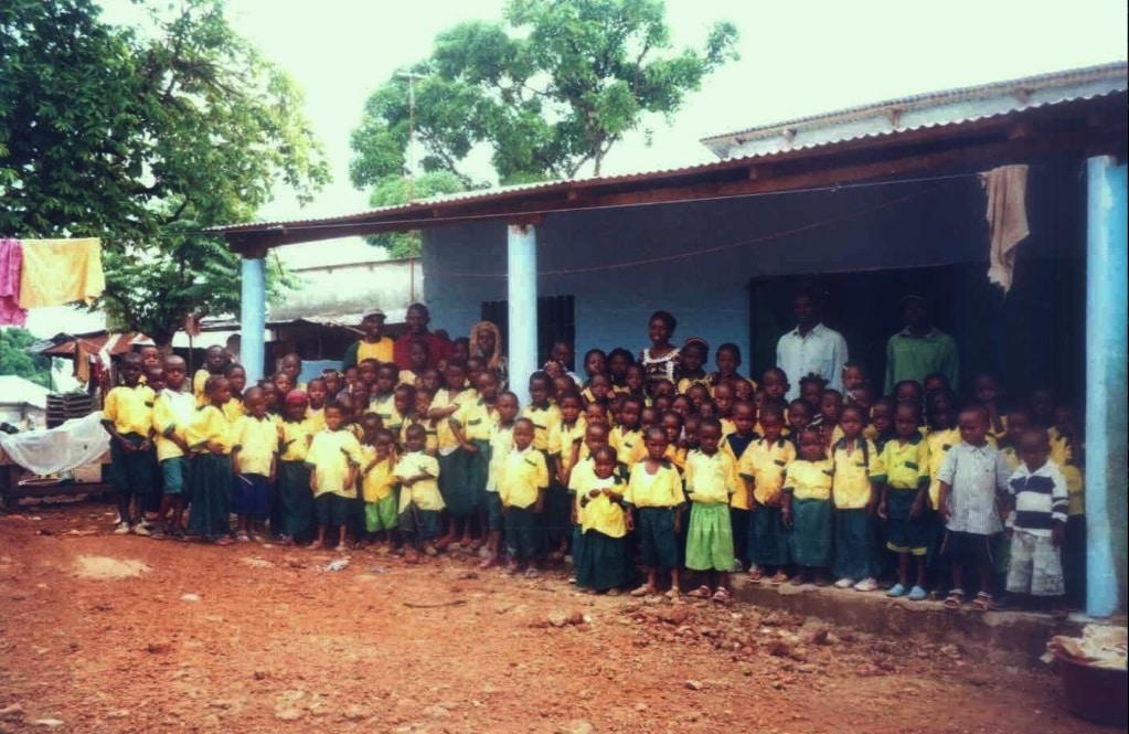 Baobab School – 85 barn får utbildning