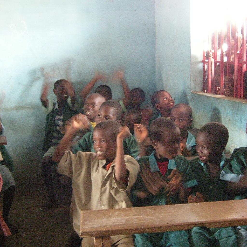 Baobab School – 125 barn får utbildning